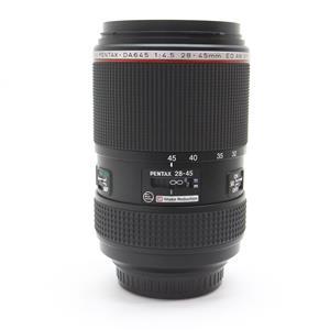 HD DA645 28-45mm F4.5ED AW SR