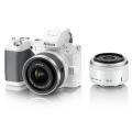 Nikon (ニコン) Nikon 1 V2 ダブルレンズキット ホワイト
