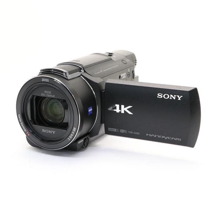 デジタル4Kビデオカメラレコーダー FDR-AX60
