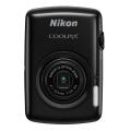 Nikon (ニコン) COOLPIX S01 ブラック