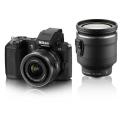 Nikon (ニコン) Nikon 1 V2 ハイパーダブルズームキット ブラック