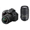 Nikon (ニコン) D5200 ダブルズームキット ブラック