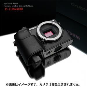 ソニー α6000用ケース XS-CHA6000BK ブラック