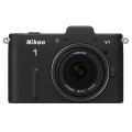 Nikon (ニコン) Nikon 1 V1 薄型レンズキット ブラック