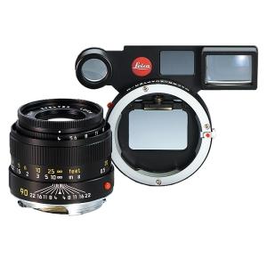 マクロエルマー M90mm F4.0 (6bit) セット