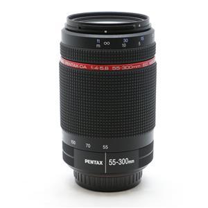 HD DA55-300mm F4-5.8ED WR