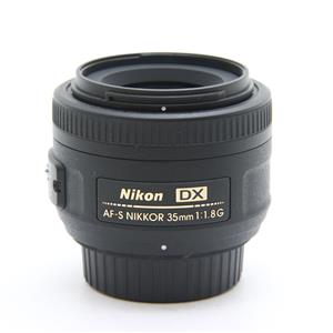 AF-S DX NIKKOR 35mm F1.8G