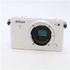 Nikon 1 S1 ボディ ホワイト
