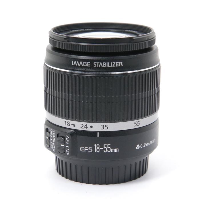 EF-S18-55mm F3.5-5.6 IS