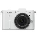 Nikon (ニコン) Nikon 1 V1 薄型レンズキット ホワイト