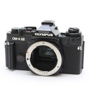 OM-4Ti  ブラック