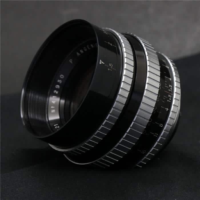 アンジェニュー 50mm F1.5 (M42)