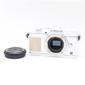 PEN E-P5 ボディ/BCL-1580セット ホワイト