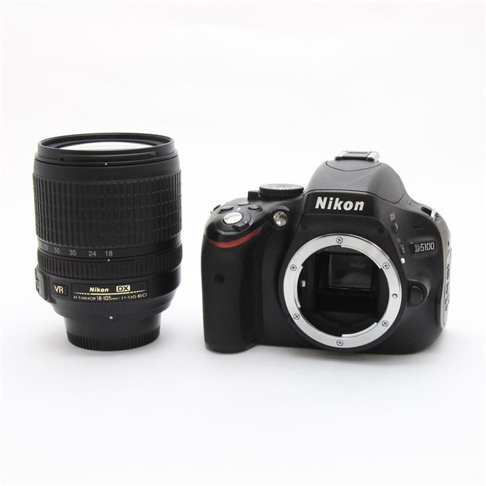 D5100 18-105 VR レンズキット
