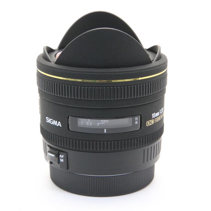 10mm F2.8 EX DC Fisheye HSM(キヤノン用)