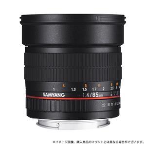 85mm F1.4 ASPHERICAL IF(ソニーα用)