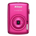 Nikon (ニコン) COOLPIX S01 ピンク