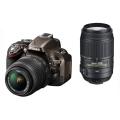 Nikon (ニコン) D5200 ダブルズームキット ブロンズ