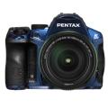PENTAX (ペンタックス) K-30 18-135WR レンズキット クリスタルブルー