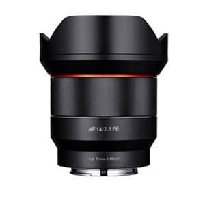 AF 14mm F2.8 (ソニーE用/フルサイズ対応)