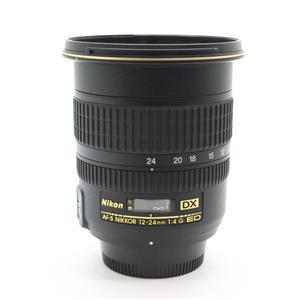 AF-S DX Zoom-Nikkor 12-24mm F4G IF-ED