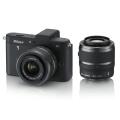 Nikon (ニコン) Nikon 1 V1 ダブルズームキット ブラック