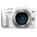 Panasonic (パナソニック) LUMIX DMC-GF5 ボディ シェルホワイト
