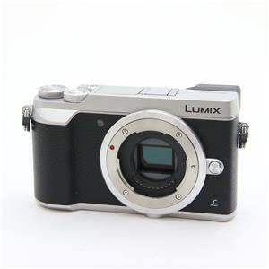 LUMIX DMC-GX7MK2 ボディ シルバー