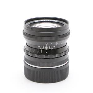 NOKTON 50mm F1.5 Vintage Line Aspherical VM(ライカM用) ブラック
