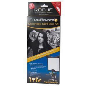 FlashBender2ミラーレスソフトボックスキット