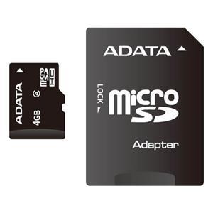 Standard microSDHC Class4 4GB AUSDH4GCL4-RA1
