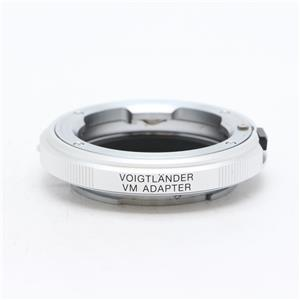 VM E-mountアダプター シルバー