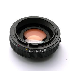 フォーカルレデューサーアダプター キヤノンFDレンズ/ソニーEボディ用 Lens Turbo II