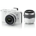 Nikon (ニコン) Nikon 1 V1 ダブルズームキット ホワイト