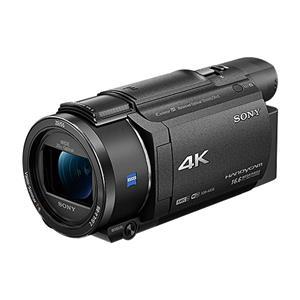 デジタル4Kビデオカメラレコーダー FDR-AX55 ブラック