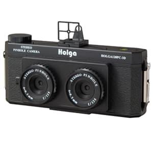 HOLGA120PC-3D (STEREO PINHOLE CAMERA)