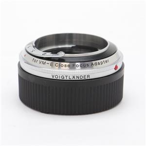 VM変換アダプター ニコンSレンズ/VM-Eクローズフォーカスアダプター用 内爪専用