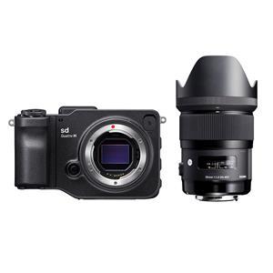 SIGMA (シグマ) sd Quattro H & Art 35mm F1.4 DG HSM レンズキット メイン