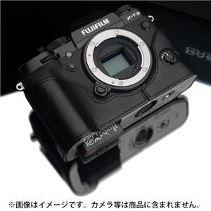 フジフイルム X-T2用ケース XS-CHXT2BK(レリーズボタン付き) ブラック