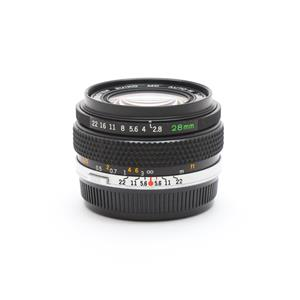 OM 28mm F2.8MC