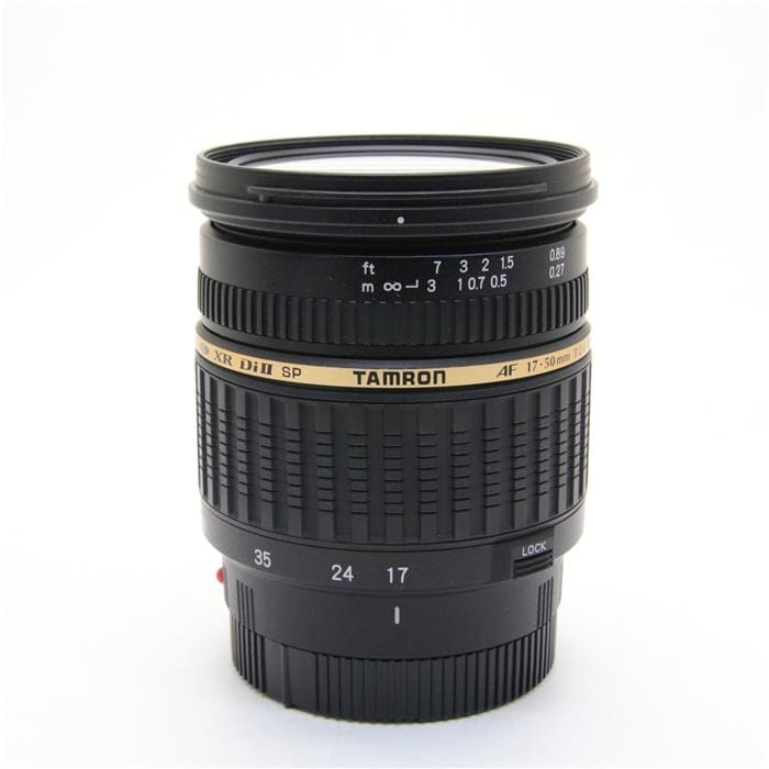 SP 17-50mm F2.8 XR DiII LD Aspherical[IF]/Model A16M(ソニーα用)