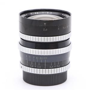 アンジェニュー 35mm F2.5 (M42)