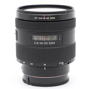 DT16-50mm F2.8 SSM SAL1650