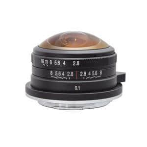 LAOWA (ラオワ) 4mm F2.8 Fisheye(マイクロフォーサーズ用) メイン