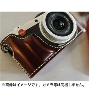 【Bride X-2】Half Case for Leica X-2 ダークブラウン