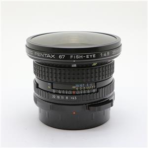 SMC67 35mm F4.5 フィッシュアイ