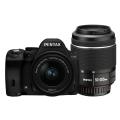 PENTAX (ペンタックス) K-50 ダブルズームキット ブラック