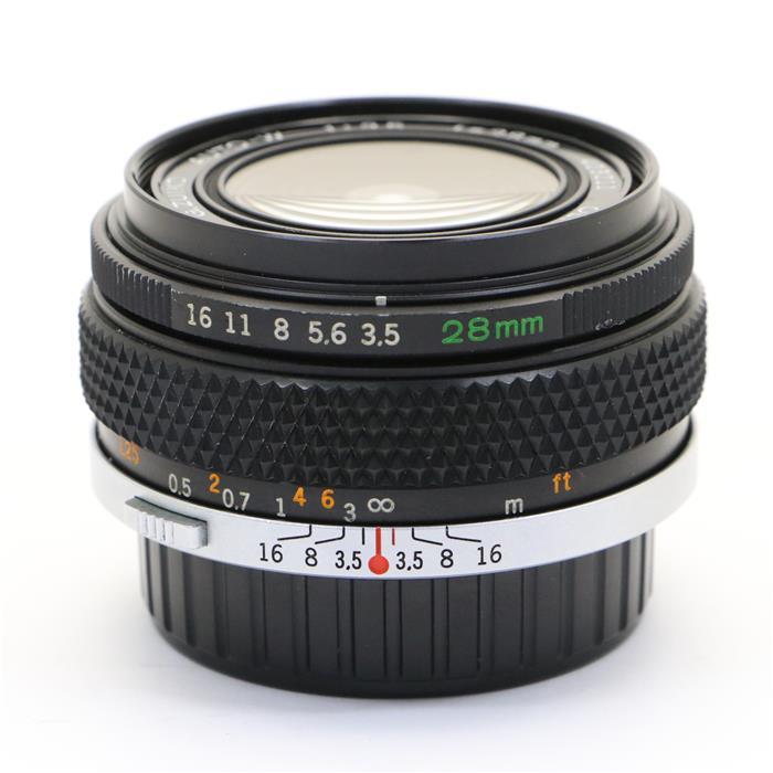 OM 28mm F3.5