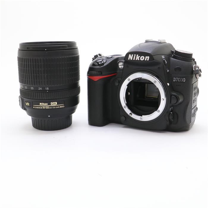 D7000 18-105 VR レンズキット
