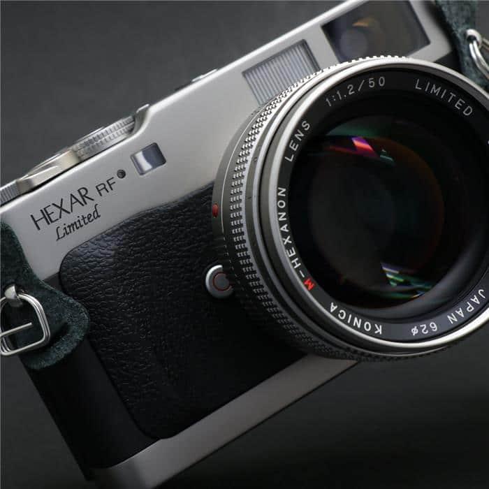 HEXAR RF Limited + M-HEXANON 50mm F1.2 セット